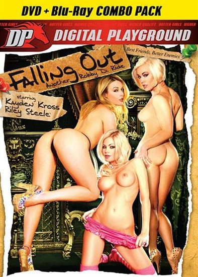 Digital Playground Falling Out / Ссора (2013) порно