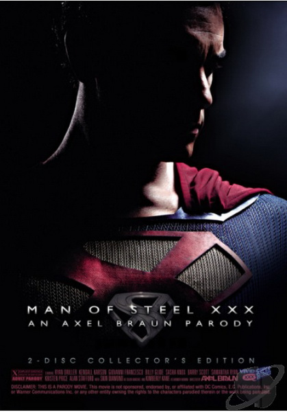 Man Of Steel XXX: An Axel Braun Parody / Человек из стали, XXX пародия (2013)