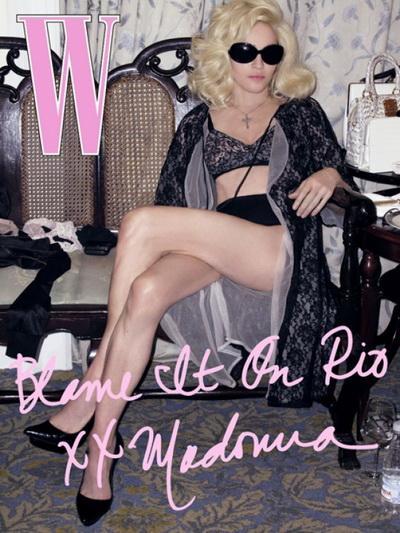 ������� (Madonna), ������ W ���� 2009, ��������: ������ ����� (Steven Klein ...