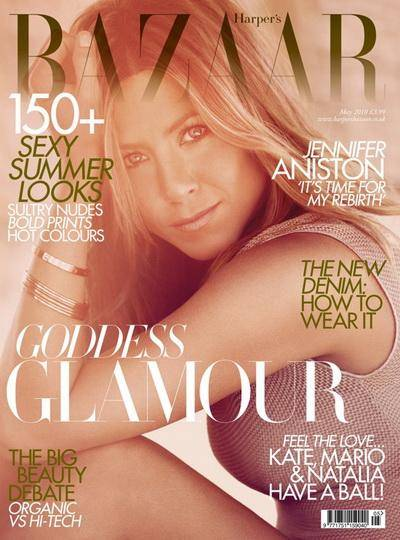 ��������� ������� � ������� ������ Harper's Bazaar