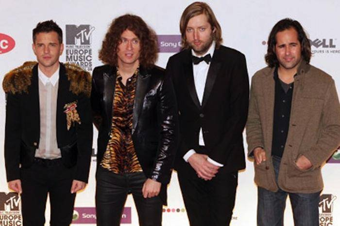 The Killers ��������� ����� ����� ��� ������� ������ �����