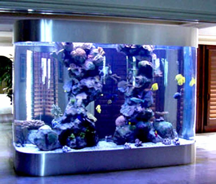 Красивые аквариумы фото
