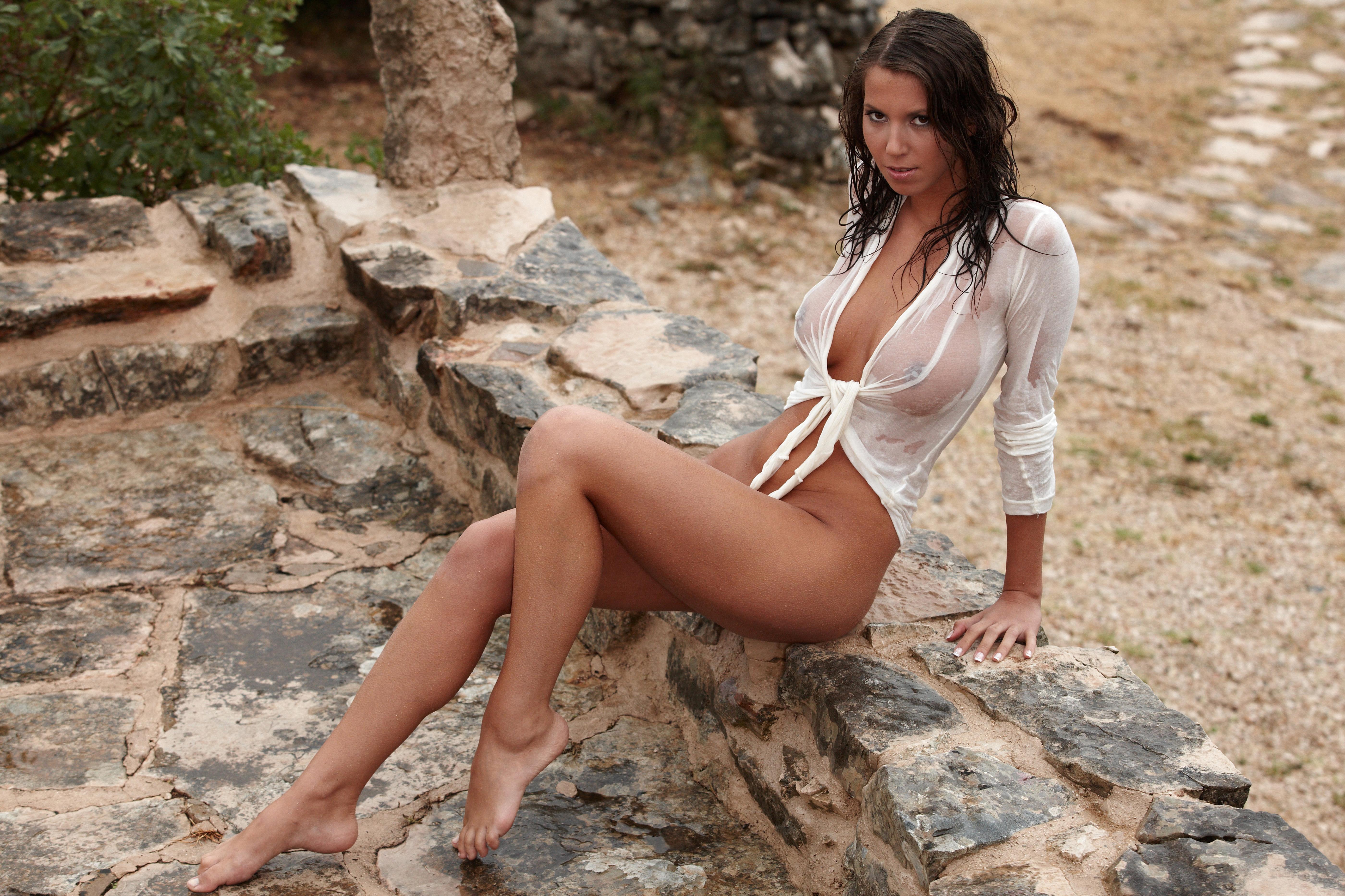 Самые красивые голые фотомодели 23 фотография