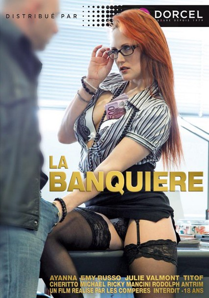 Marc Dorcel La Banquiere / The Banker / Банкирша