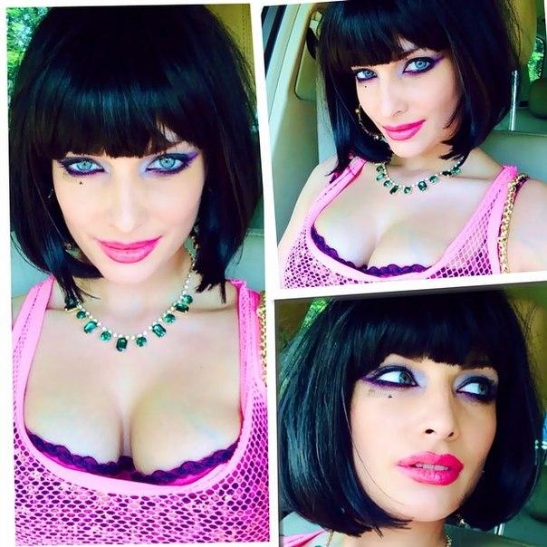 для проституток фото макияж