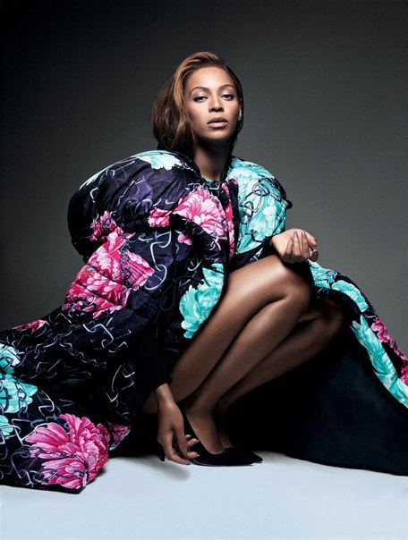 Beyonce - Pierre Debusschere Photoshoot for CR Fashion