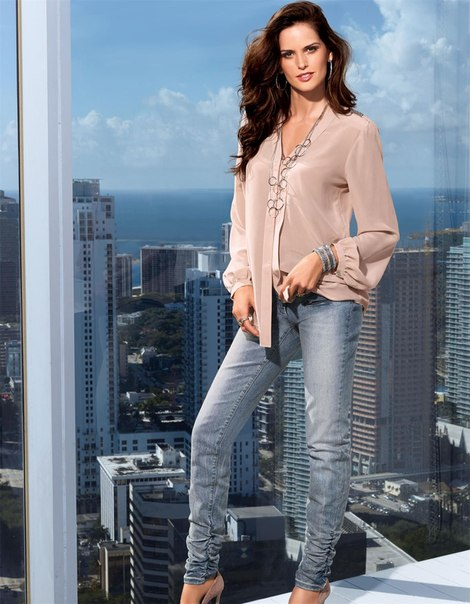 Izabel Goulart - Madeleine Fall Winter Collection 2014