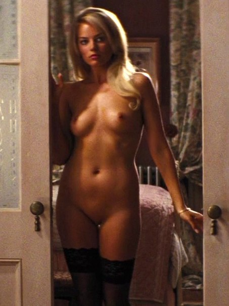 Margot Robbie nude are