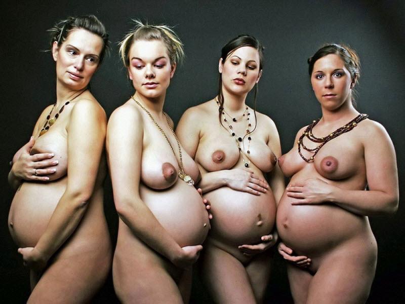 Девушек беременных видео эротика