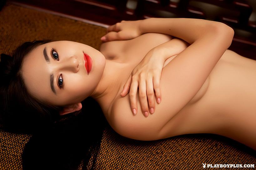 Эротика китайская девушка
