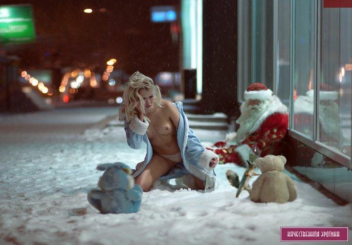 в новогоднюю ночь проститутка