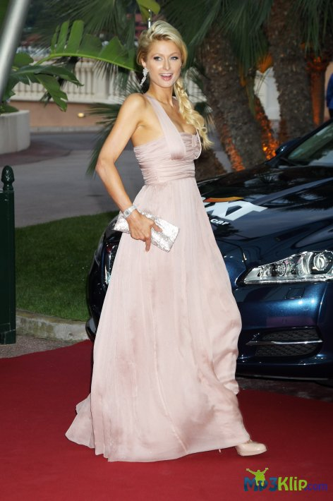 Пэрис Хилтон (Paris Hilton) на церемонии «World Music Awards 2010»