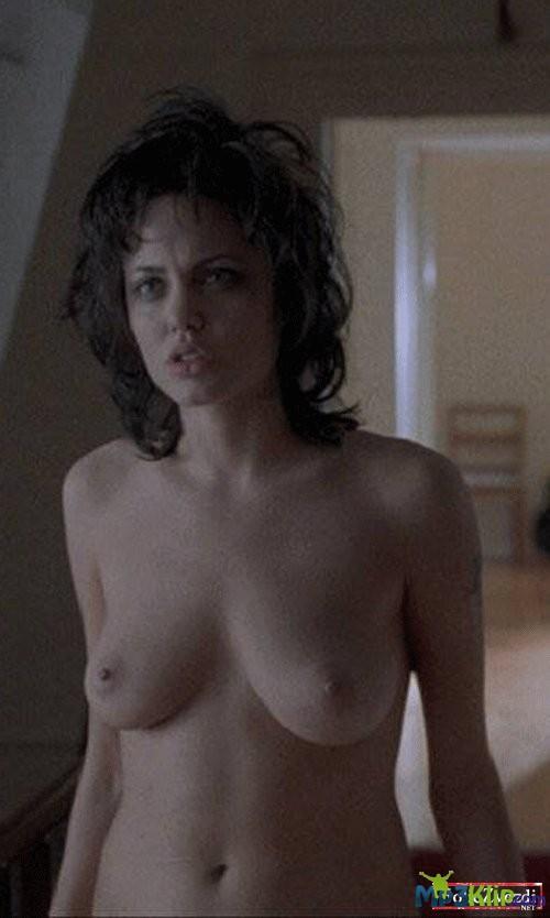 Angelina Jolie Nude Photos, Pics