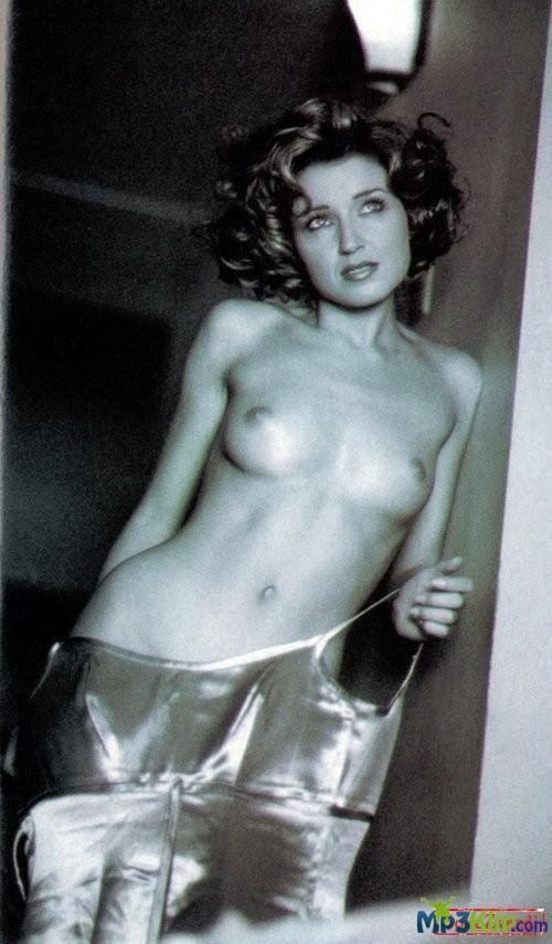 Nude naked celeb dannii minogue