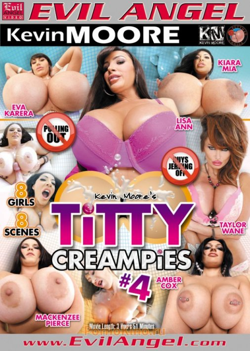 Titty Creampies 4 / Обконченные титьки 4 (2013/Evil Angel)