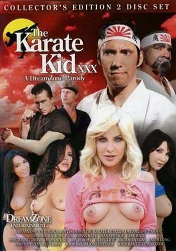 The Karate Kid XXX: A Dreamzone Parody / Каратэ Пацан ХХХ пародия (2013)