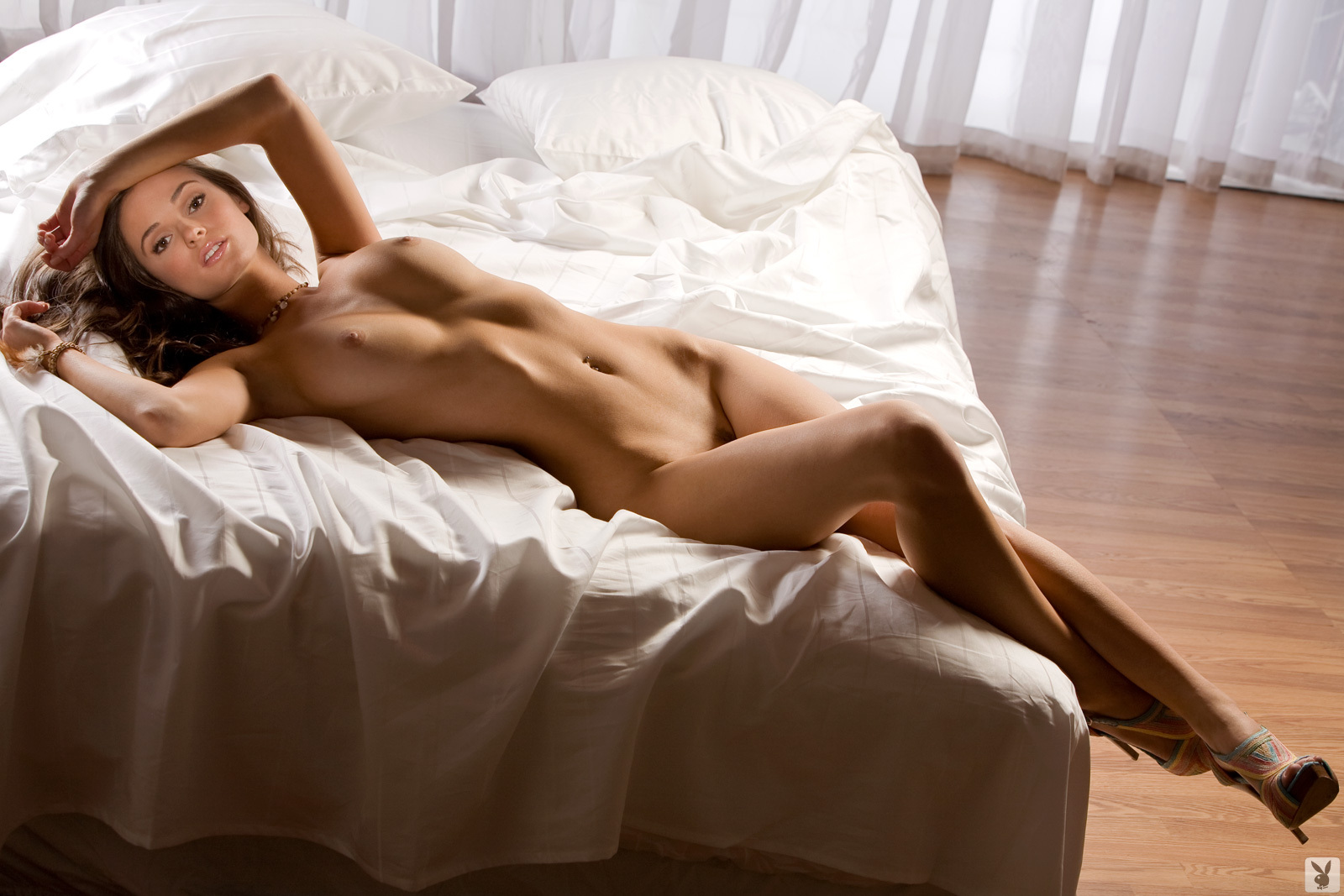 Playboy bunny girls nude