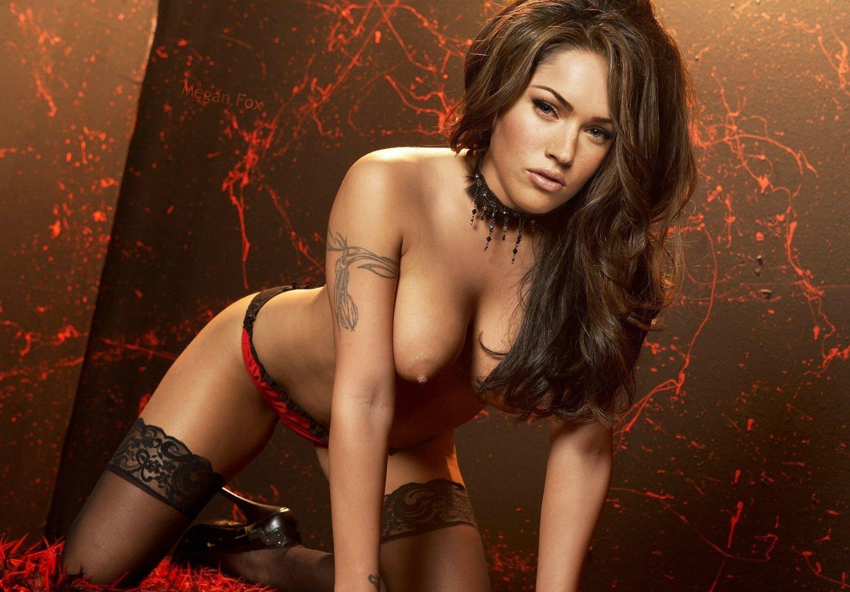 Megan fox nude naked xxx porn fucking photos