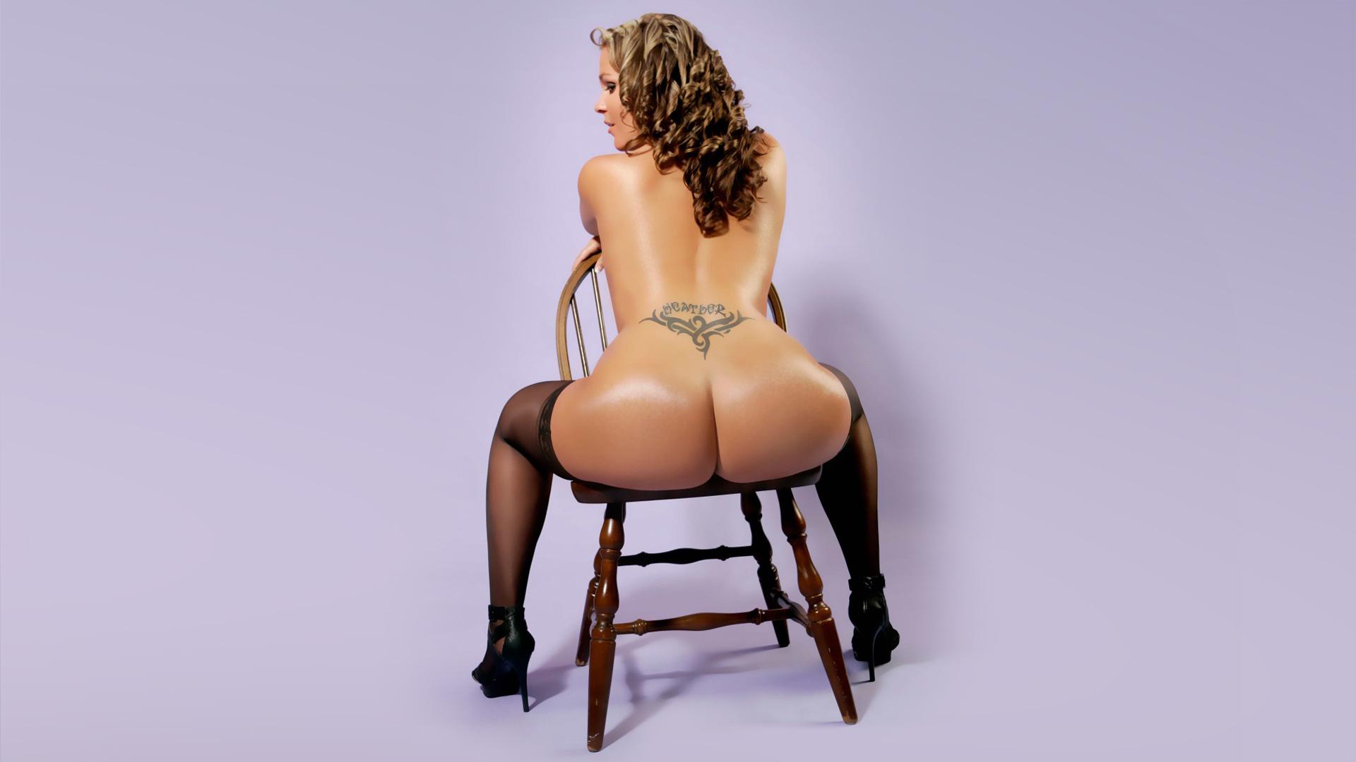 Онлайн картинки голые попки на рабочий стол эротика — img 14