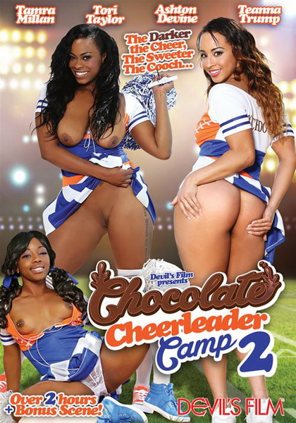 Chocolate Cheerleader Camp 2 / Лагерь шоколадных чирлидеров 2 (2014)