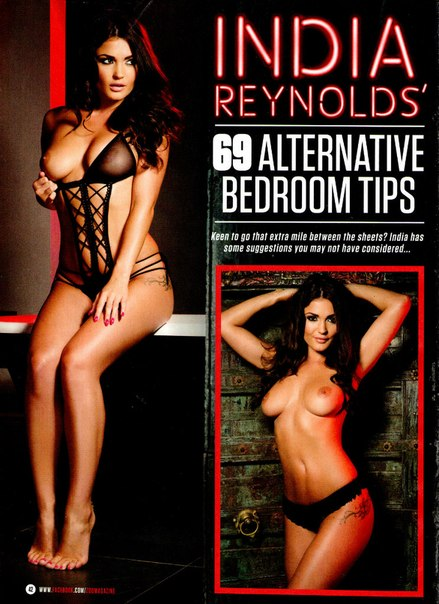 India Reynolds - ZOO Magazine (25th July 2014)
