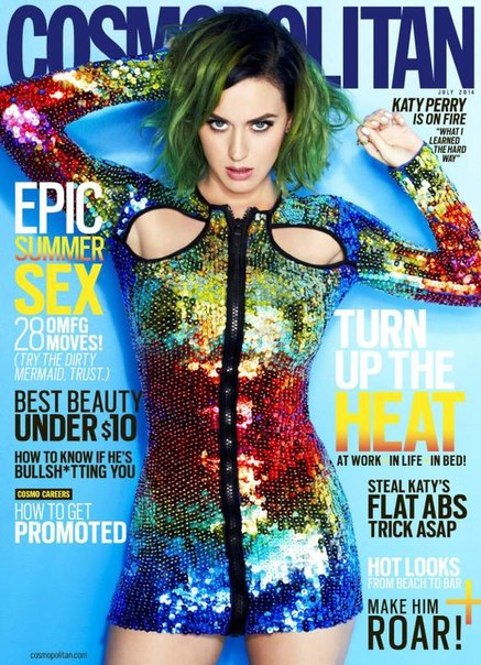 Katy Perry – Cosmopolitan Magazine Photoshoot