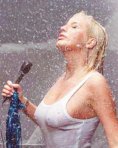Откровенное фото кэти топурия в сперме — 2