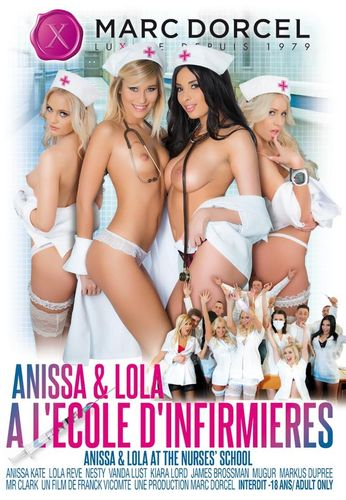 Marc Dorcel Anissa and Lola at the Nurses School / Анисса и Лола в медухе
