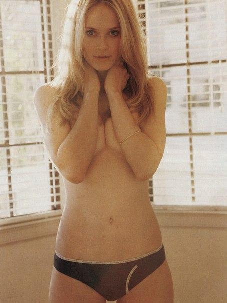 Rachel blanchard breasts, butt scene in spread