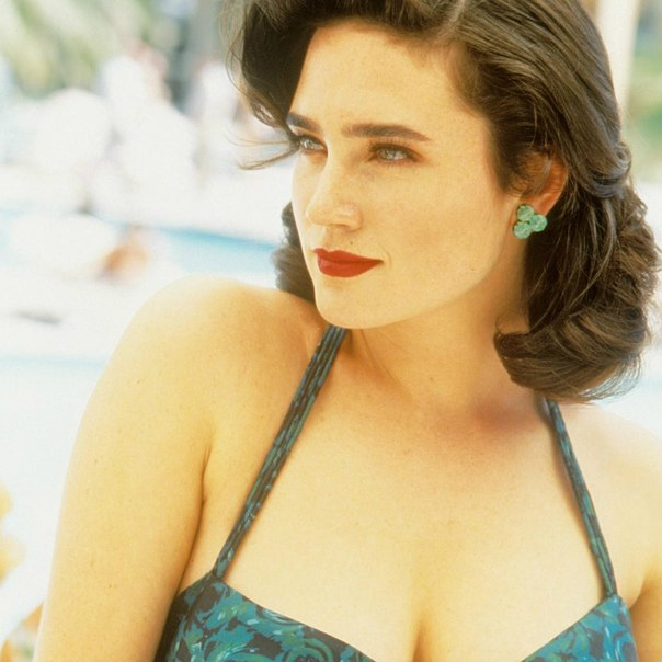 Дженнифер Коннелли Голая - Jennifer Connelly - 1996