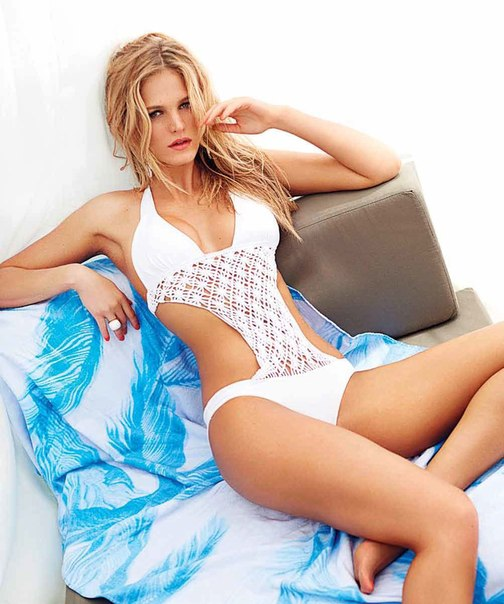 Erin Heatherton by Randall Slavin for Ocean Drive Magazine