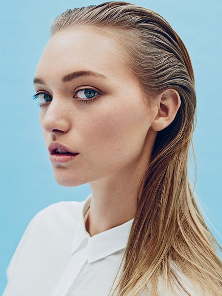 Gemma Ward by Beau Grealy for Sunday Style Australia