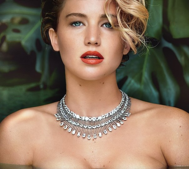 Jennifer Lawrence - Patrick Demarchelier Photoshoot