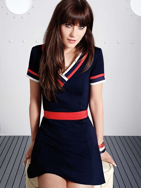 Zooey Deschanel - Carter Smith Photoshoot 2013