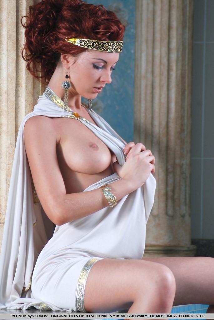 Nude greek goddess sex