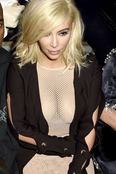"Kim Kardashian – ""Lanvin"" Fashion Show in Paris"