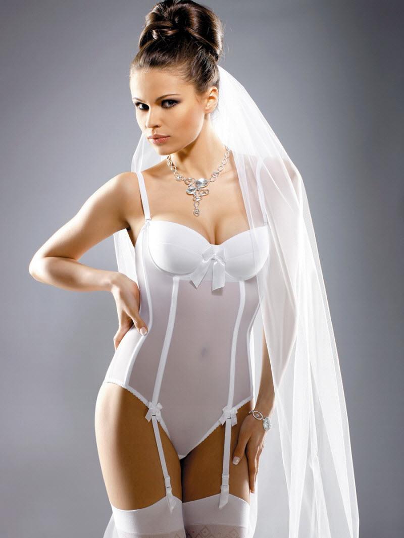 Free Shipping White Angel White Wedding Dress Erotic