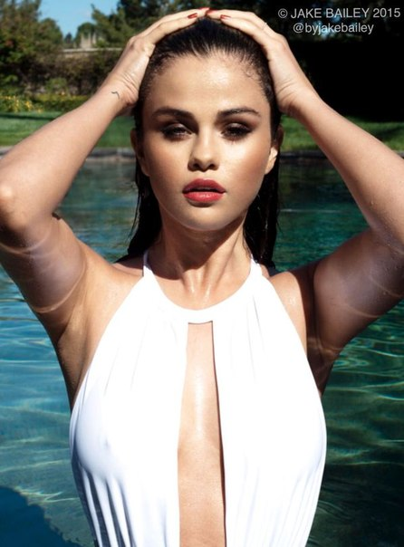 Selena Gomez – Photoshoot by Jake Bailey