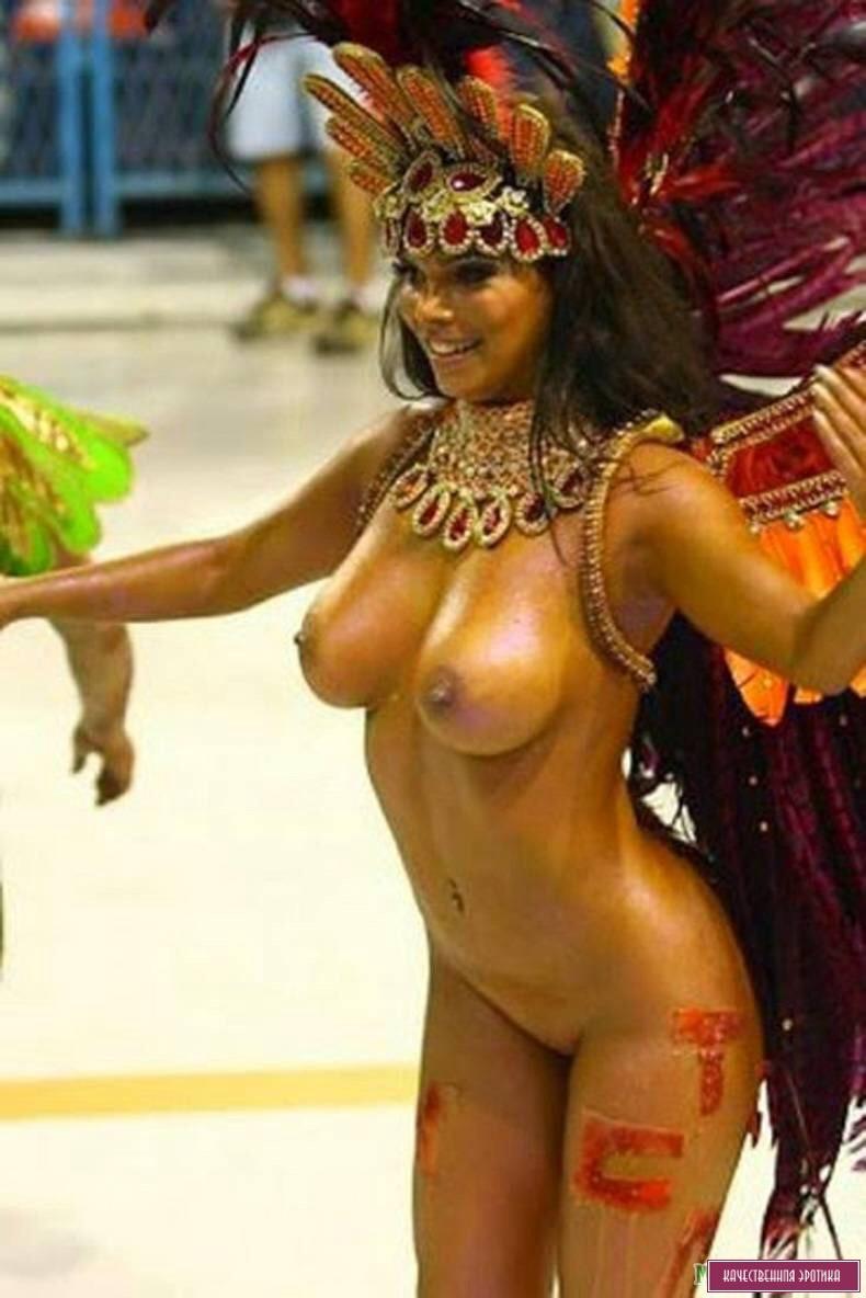 Brazil Carnival Clip Nude