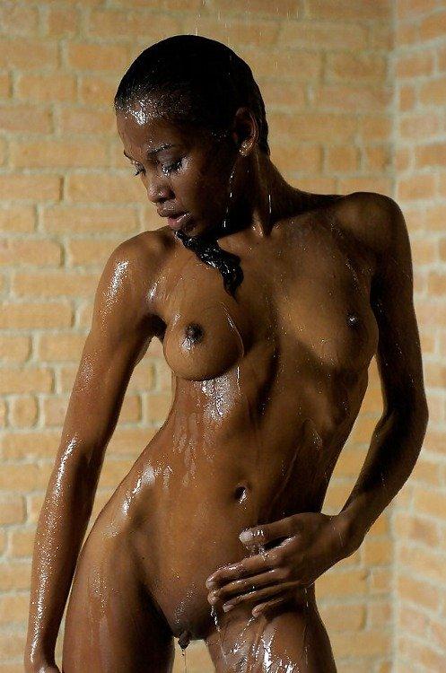 сексуальные голые девушки негры - 11