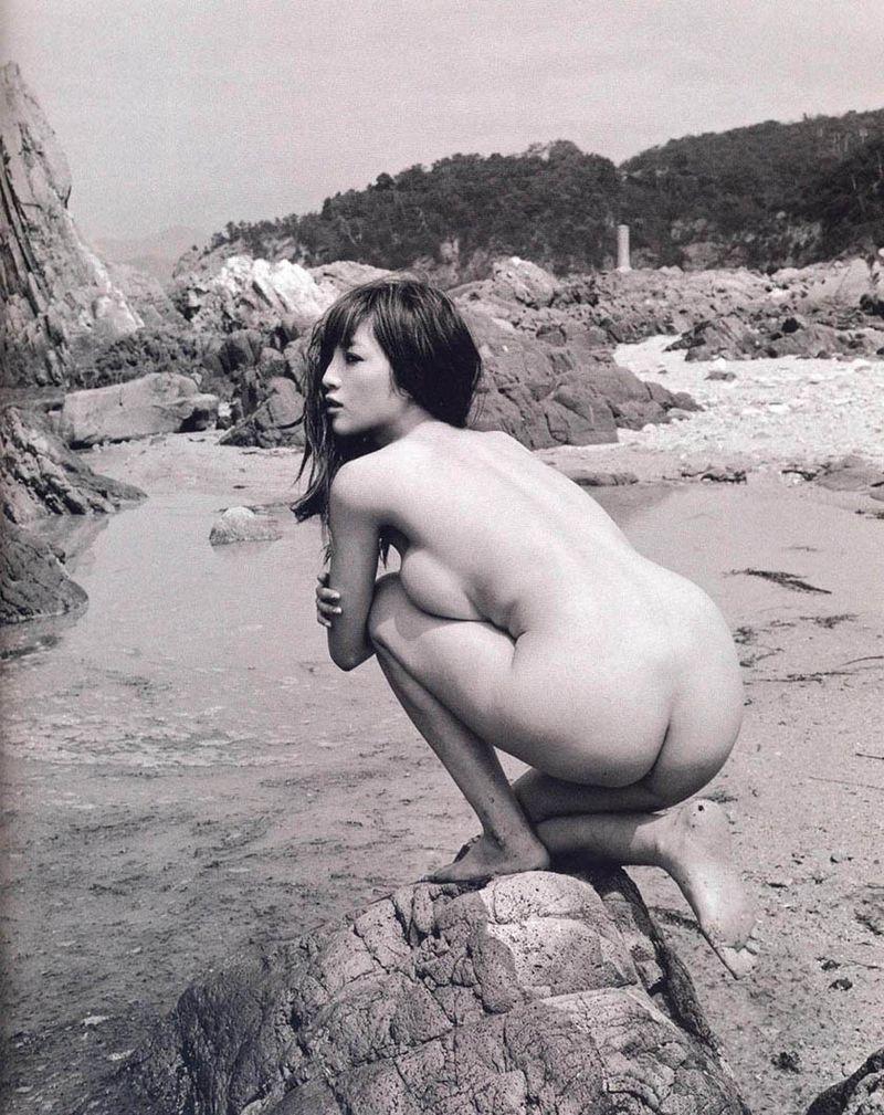 Vintage Japanese Female Nudes