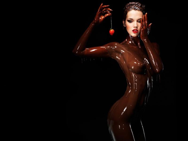 при открытых девушка шоколад эротика фото шаг можно расценивать