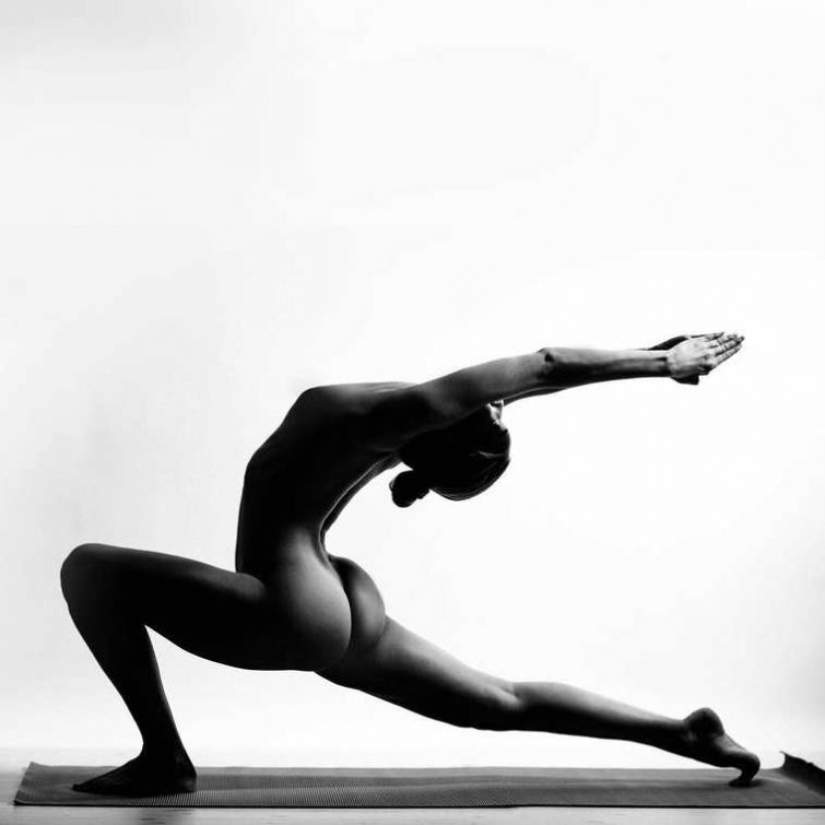 эротика йога фото