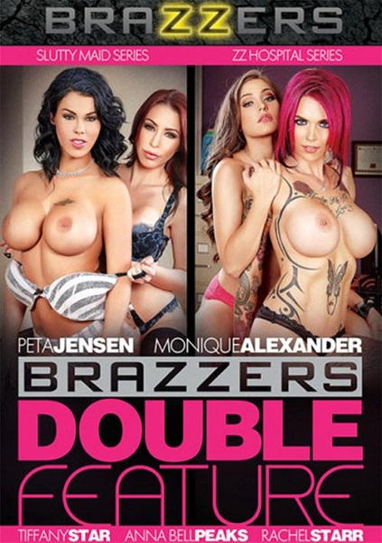 Двойной cеанс Brazzers / Brazzers Double Feature (2016) DVDRip