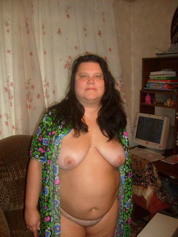 толстые голые женщины из соцсетей - 2