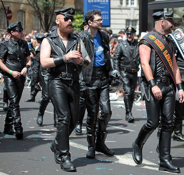 Gay Leather Culture