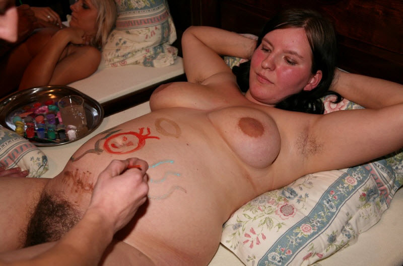 Drunk naked arabic girls