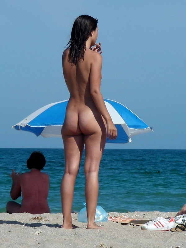 Nude beaches with fine ass women #9