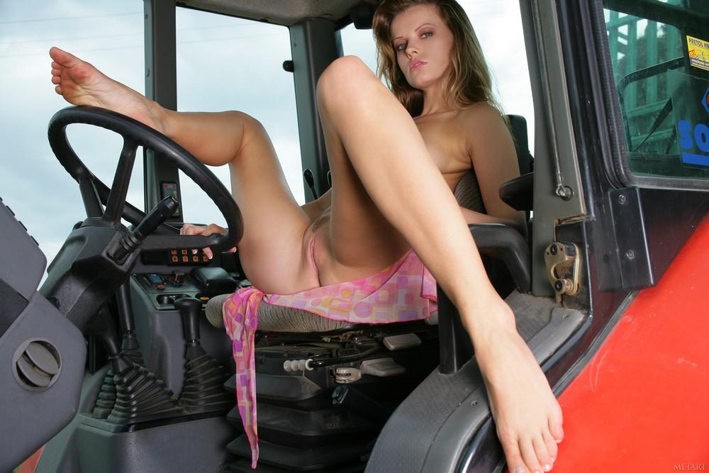 трактора видео порно - 2