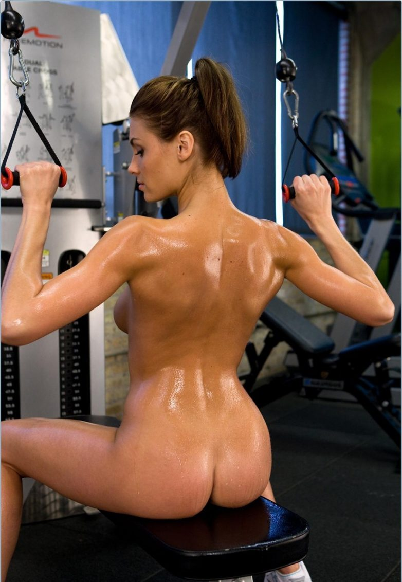 Hot women naked workout, wives with big breasts